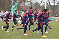USMNT Training, March 19, 2018