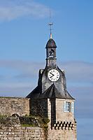 Europe/France/Bretagne/29/Finistère/ Concarneau: La Ville Close - Le Beffroi