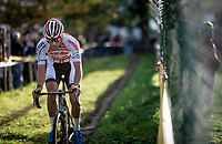 Tom Meeusen (BEL/Corendon-Circus)<br /> <br /> Elite & U23 Mens Race<br /> 42nd Superprestige cyclocross Gavere 2019<br /> <br /> ©kramon