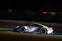 #56 Team Project 1 Porsche 911 RSR - 19 LMGTE Am, Egidio Perfetti, Matteo Cairoli, Riccardo Pera, 24 Hours of Le Mans , Free Practice 2, Circuit des 24 Heures, Le Mans, Pays da Loire, France