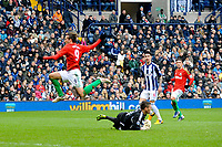 Saturday, 9 March 2013<br /> <br /> Pictured: Michu of Swansea City<br /> <br /> Re: Barclays Premier League West Bromich Albion v Swansea City FC  at the Hawthorns, Birmingham, West Midlands
