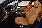 Front seat view of 2021 BMW 4-series M-Sport 2 Door Coupe Front Seat  car photos
