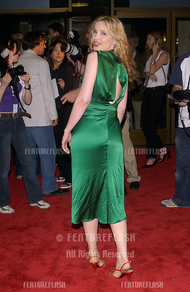 Actress JULIE DELPY at the Los Angeles premiere of her new movie Before Sunset..June 23, 2004