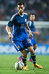 Javier Pastore of Argentina in action during the HKFA Centennial Celebration Match between Hong Kong vs Argentina at the Hong Kong Stadium on 14th October 2014 in Hong Kong, China. Photo by Aitor Alcalde / Power Sport Images