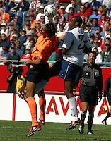 Eddie Pope, Holland vs. USA, 2002.