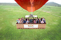 201702 February Hot Air Balloon Cairns