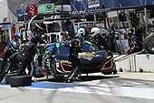 IMSA WeatherTech SportsCar Championship<br /> Advance Auto Parts SportsCar Showdown<br /> Circuit of The Americas, Austin, TX USA<br /> Saturday 6 May 2017<br /> 86, Acura, Acura NSX, GTD, Oswaldo Negri Jr., Jeff Segal - Pit Stop<br /> World Copyright: Richard Dole<br /> LAT Images<br /> ref: Digital Image RD_COTA_17285