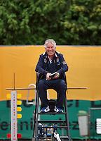 12-08-13, Netherlands, Raalte,  TV Ramele, Tennis, NRTK 2013, National RankingTennis Championships 2013,  Umpire<br /> <br /> Photo: Henk Koster