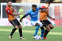 Tiemoue Bakayoko of SSC Napoli in action<br /> during the Serie A football match between Benevento Calcio and SSC Napoli at stadio Ciro Vigorito in Benevento (Italy), October 25th, 2020. <br /> Photo Cesare Purini / Insidefoto