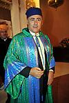 RICCARDO VILLARI<br /> FESTA DI PRESENTAZIONE DEL CALENDARIO DI MEO -  <br /> PALAZZO KADIRI  MARRAKECH 2010