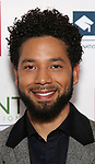 Jussie Smollett attends the Point Foundation hosts Annual Point Honors New York Gala Celebrating The Accomplishments Of LGBTQ Students at The Plaza Hotel on April 9, 2018 in New York City.