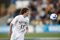 Wake Forest Demon Deacons forward Cody Arnoux (17). The Wake Forest Demon Deacons defeated the Ohio State Buckeyes 2-1 in the finals of the NCAA College Cup at SAS Stadium in Cary, NC on December 16, 2007.