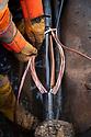 06/12/19<br /> <br /> WPD works, Manor Crescent, Kirkby in Ashfield, Nottinghamshire.<br /> <br /> All Rights Reserved: F Stop Press Ltd.  <br /> +44 (0)7765 242650 www.fstoppress.com