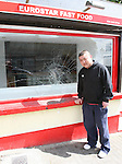 Assault at Eurostar Fast Food Restaurant Clogherhead