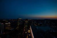 Photo aerienne  de Montreal<br /> <br /> <br /> PHOTO : Denis Germain<br />  - Agence Quebec Presse