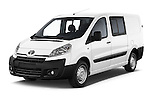 2013 Toyota PROACE COMFORT 5 Door Combi Angular Front stock photos of front three quarter view