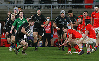 12 December 2020; Nick Timoney during the A series inter-pros series 20-21 between Ulster A and Munster A at Kingspan Stadium, Ravenhill Park, Belfast, Northern Ireland. Photo by John Dickson/Dicksondigital