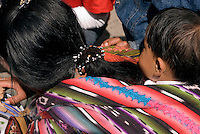 Guatemala,auf dem Markt in Chichicastenango