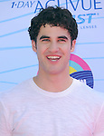 Darren Criss at FOX's 2012 Teen Choice Awards held at The Gibson Ampitheatre in Universal City, California on July 22,2012                                                                               © 2012 Hollywood Press Agency