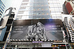 Times Square Billboard: The Carter's 'Everything Is Love'