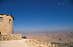 Jordan, a view northwest of Mount Nebo&#xA;<br />