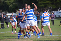 210430 1st XV Rugby - Scots College v St Kentigern