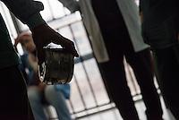 Sehid Xebat Hospital unter YPG-Verwaltung in Qamishli, Rojava/Syrien.<br /> 14.12.2014, Qamishli/Rojava/Syrien<br /> Copyright: Christian-Ditsch.de<br /> [Inhaltsveraendernde Manipulation des Fotos nur nach ausdruecklicher Genehmigung des Fotografen. Vereinbarungen ueber Abtretung von Persoenlichkeitsrechten/Model Release der abgebildeten Person/Personen liegen nicht vor. NO MODEL RELEASE! Nur fuer Redaktionelle Zwecke. Don't publish without copyright Christian-Ditsch.de, Veroeffentlichung nur mit Fotografennennung, sowie gegen Honorar, MwSt. und Beleg. Konto: I N G - D i B a, IBAN DE58500105175400192269, BIC INGDDEFFXXX, Kontakt: post@christian-ditsch.de<br /> Bei der Bearbeitung der Dateiinformationen darf die Urheberkennzeichnung in den EXIF- und  IPTC-Daten nicht entfernt werden, diese sind in digitalen Medien nach §95c UrhG rechtlich geschuetzt. Der Urhebervermerk wird gemaess §13 UrhG verlangt.]