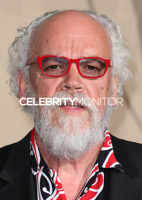 HOLLYWOOD, LOS ANGELES, CA, USA - DECEMBER 09: John Callen  arrives at the World Premiere Of New Line Cinema, MGM Pictures And Warner Bros. Pictures' 'The Hobbit: The Battle of the Five Armies' held at the Dolby Theatre on December 9, 2014 in Hollywood, Los Angeles, California, United States. (Photo by Xavier Collin/Celebrity Monitor)