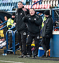 Montrose management team George Shields and Lee Wilkie.