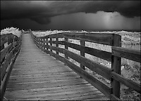 "Hurricane season<br /> From ""The other Wind"" series. Key Biscayne, Florida, 2005"