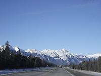 Images of scenic Alberta...