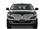 Straight front view of a 2011 Lincoln MKX