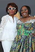 LOS ANGELES - AUG 8:  Congresswoman Maxine Wataers, Koshie Mills at the Heirs Of Afrika 4th Annual International Women of Power Awards at the Marriott Marina Del Rey on August 8, 2021 in Marina Del Rey, CA