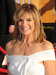 Linda Gray at the 18th Screen Actors Guild Awards held at The Shrine Auditorium in Los Angeles, California on January 29,2012                                                                               © 2012 Hollywood Press Agency