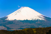 Fuji-Yama depuis Hakone