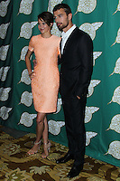 BEVERLY HILLS, CA, USA - FEBRUARY 28: Shailene Woodley, Theo James at the 51st Annual Publicists Awards Luncheon Presented By The International Cinematographers Guild (ICG, IATSE LOCAL 600) held at the Regent Beverly Wilshire Hotel on February 28, 2014 in Beverly Hills, California, United States. (Photo by Xavier Collin/Celebrity Monitor)