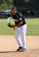 Kiel Roling / Colorado Rockies 2008 Instructional League..Photo by:  Bill Mitchell/Four Seam Images