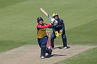 Michael Pepper hits 6 runs for  Essex during Glamorgan vs Essex Eagles, Vitality Blast T20 Cricket at the Sophia Gardens Cardiff on 13th June 2021