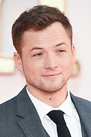 """Taron Egerton<br /> arriving for the """"Kingsman: The Golden Circle"""" World premiere at the Odeon and Cineworld Leicester Square, London<br /> <br /> <br /> ©Ash Knotek  D3309  18/09/2017"""