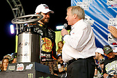 Monster Energy NASCAR Cup Series<br /> Ford EcoBoost 400<br /> Homestead-Miami Speedway, Homestead, FL USA<br /> Sunday 19 November 2017<br /> Martin Truex Jr, Furniture Row Racing, Bass Pro Shops / Tracker Boats Toyota Camry Priority<br /> World Copyright: Matthew T. Thacker<br /> LAT Images