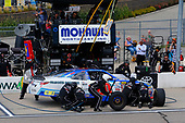 NASCAR XFINITY Series<br /> U.S. Cellular 250<br /> Iowa Speedway, Newton, IA USA<br /> Saturday 29 July 2017<br /> Ryan Preece, MoHawk Northeast Inc. Toyota Camry pit stop<br /> World Copyright: Russell LaBounty<br /> LAT Images