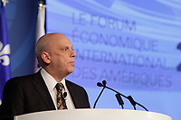 Mario Albert<br /> President and Chief Executive Officer, Investissement Québec<br /> attend the International Economic Forum of the Americas 20th Edition, from June 9-12, 2014 <br /> <br />  Photo : Agence Quebec Presse - Pierre Roussel