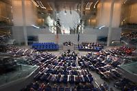 2017/10/24 Politik | Konstituierende Sitzung Bundestag