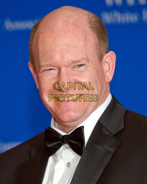 United States Senator Chris Coons (Democrat of Delaware) arrives for the 2017 White House Correspondents Association Annual Dinner at the Washington Hilton Hotel on Saturday, April 29, 2017.<br /> CAP/MPI/RS<br /> ©RS/MPI/Capital Pictures