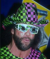 Randy Savage, was 1990, Photo By John Barrett/PHOTOlink