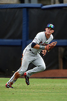 Fort Myers Miracle outfielder Max Kepler (23) during a game against the Charlotte Stone Crabs on April 16, 2014 at Charlotte Sports Park in Port Charlotte, Florida.  Fort Myers defeated Charlotte 6-5.  (Mike Janes/Four Seam Images)