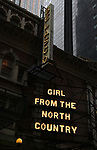 """""""Girl From The North Country"""" - Marquee"""