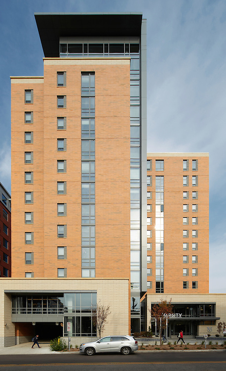 Varsity Ann Arbor Apartments Off-Campus Housing at the University of Michigan | WDG Architecture