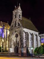 Gotische St. Michael-Kapelle in Kosice, Kosicky kraj, Slowakei, Europa<br /> Gothic chapel St. Michael in Kosice, Kosicky krajj, Slovakia, Europe