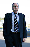 Buncefield Oil Depot Blast Disater happened on December 11, 2005. Solicitor Des Collins who represents many victims of the disaster pictured here one year on. Hemel Hempstead, UK. December 6, 2006..Copyright Photo: Helen Atkinson +44 7976 265253